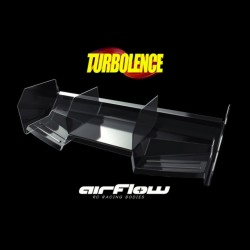 AIRFLOW TURBOLENCE - Aileron Lexan [1pc]