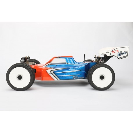 HONG NOR X3S EVO.e - Buggy 1/8 compétition [kit]