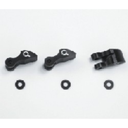 C8043-1 - Masselotte d'embrayage alu Racing [3pcs]