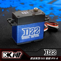 KKPIT D22 - Servo digital core