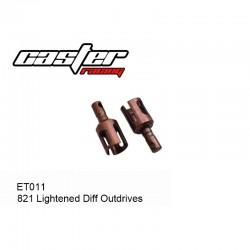 ET011 - Noix de différentiel allégée [2pcs]