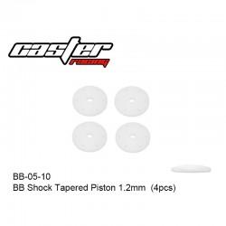 BB-05-10 - Piston d'amortisseur 6x1.2mm [4pcs]