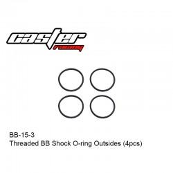 BB-15-3 - Joint torique de bague d'amortisseur [4pcs]