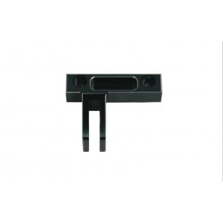 350004 - Support de renfort central arrière alu 7075-T6 [1pc]