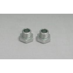 300020-1 - Hexagone de roue ( étroit 2mm ) 17mm [2pcs]