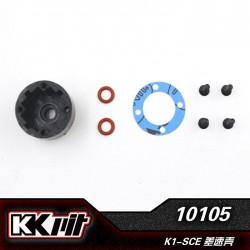 K1-10105 - Corps de différentiel [1set]