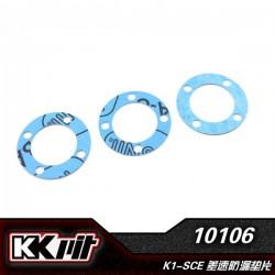 K1-10106 - Joint de corps de différentiel [3pcs]