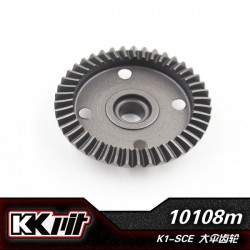 K1-10108M - Couronne 43 dents AV/AR  [1pc]