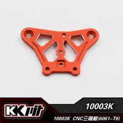 K1-10003K - Platine de sauve servo alu 6061-T6 [1pc]