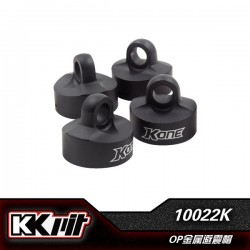 K1-10022K - Bouchon d'amortisseur alu 6061-T6 [1set]