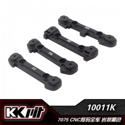 K1-10011K - Cale de triangle alu 7075-T6 [1set]