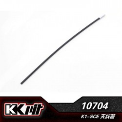 K1-10704 - Tube d'antenne + embout [1pc]