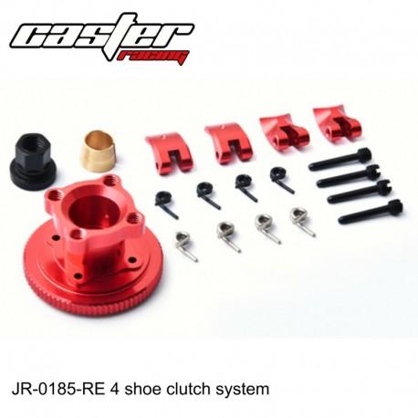 JR-0185-RE - Embrayage 4 points [1set]