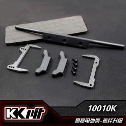 K1-10010K - Support de batterie racing [1set]
