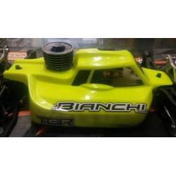 TBR SHARK V2 - Carrosserie buggy 1/8 [1pc]