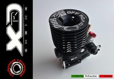 XRD BLACK5 engine, moteur 1/8 pour buggy radiocommandé thermique loisir et compétition